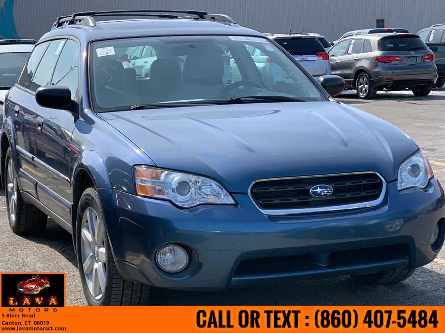 Used 2006 Subaru Legacy Wagon in Canton, Connecticut | Lava Motors. Canton, Connecticut