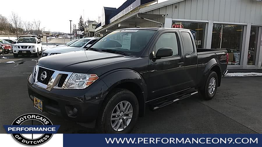 Used 2015 Nissan Frontier in Wappingers Falls, New York | Performance Motorcars Inc. Wappingers Falls, New York