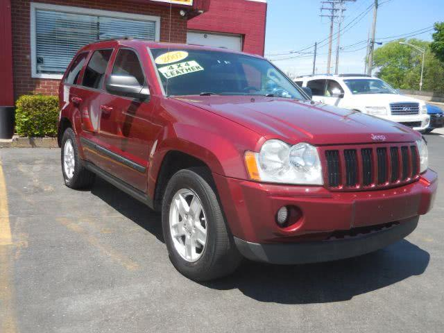 Used 2007 Jeep Grand Cherokee in New Haven, Connecticut | Boulevard Motors LLC. New Haven, Connecticut