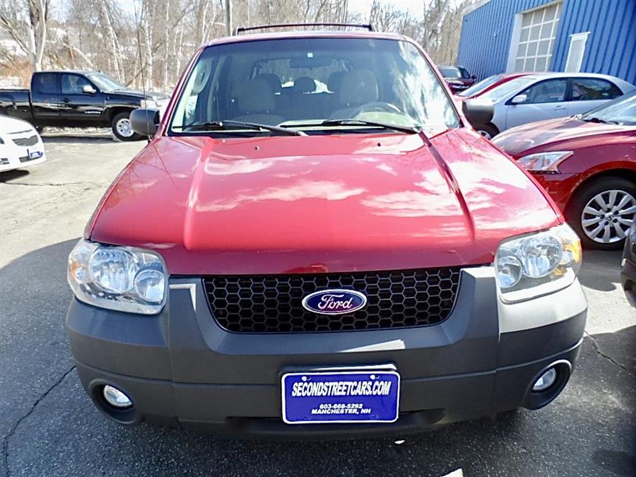 2007 Ford Escape XLT, available for sale in Manchester, New Hampshire | Second Street Auto Sales Inc. Manchester, New Hampshire