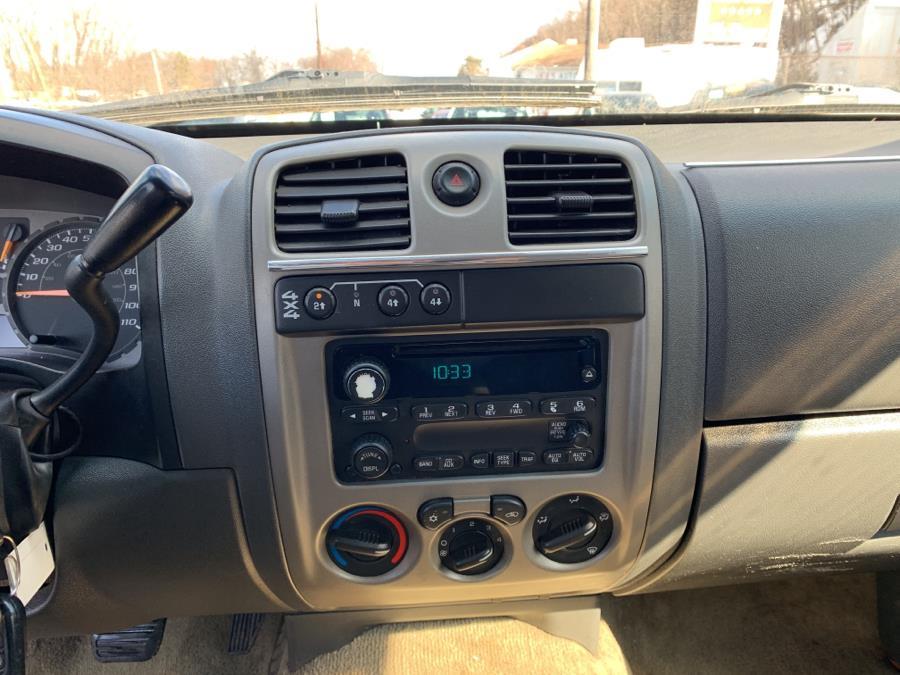 2004 Chevrolet Colorado Ext Cab 125.9
