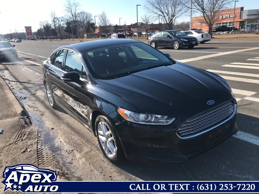 Used Ford Fusion 4dr Sdn SE FWD 2014 | Apex Auto. Selden, New York
