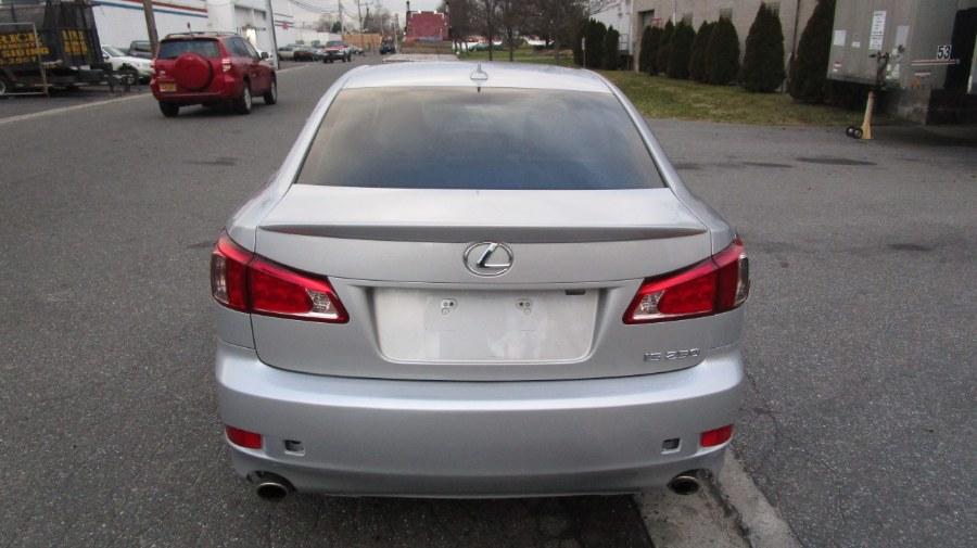 Used Lexus IS 250 4dr Sport Sdn Auto RWD 2011 | H & H Auto Sales. Hicksville, New York