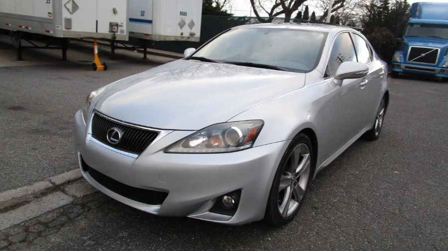 2011 Lexus IS 250 4dr Sport Sdn Auto RWD, available for sale in Hicksville, NY