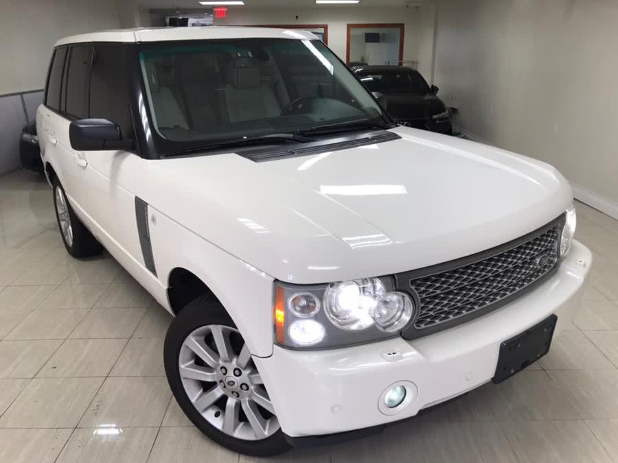 Used Land Rover Range Rover 4WD 4dr SC 2008 | Luxury Auto Group. Bronx, New York
