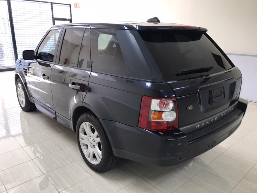 2006 Land Rover Range Rover Sport 4dr Wgn HSE, available for sale in Bronx, New York | Luxury Auto Group. Bronx, New York