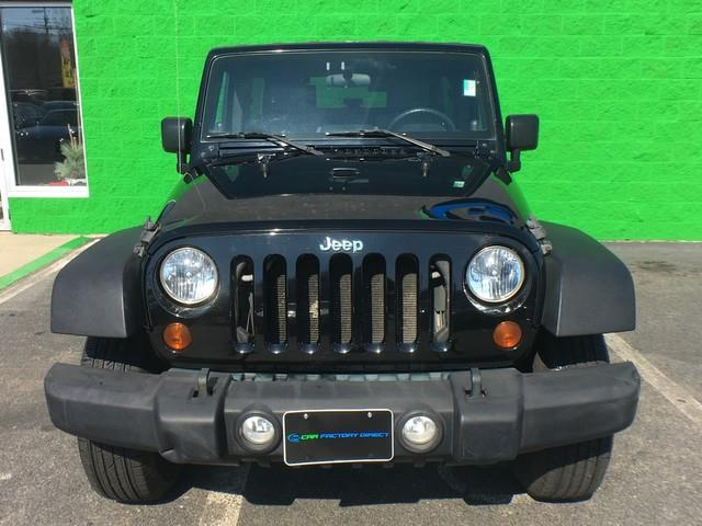 2010 Jeep Wrangler Unlimited Sport 4x4, available for sale in Milford, Connecticut | Car Factory Direct. Milford, Connecticut