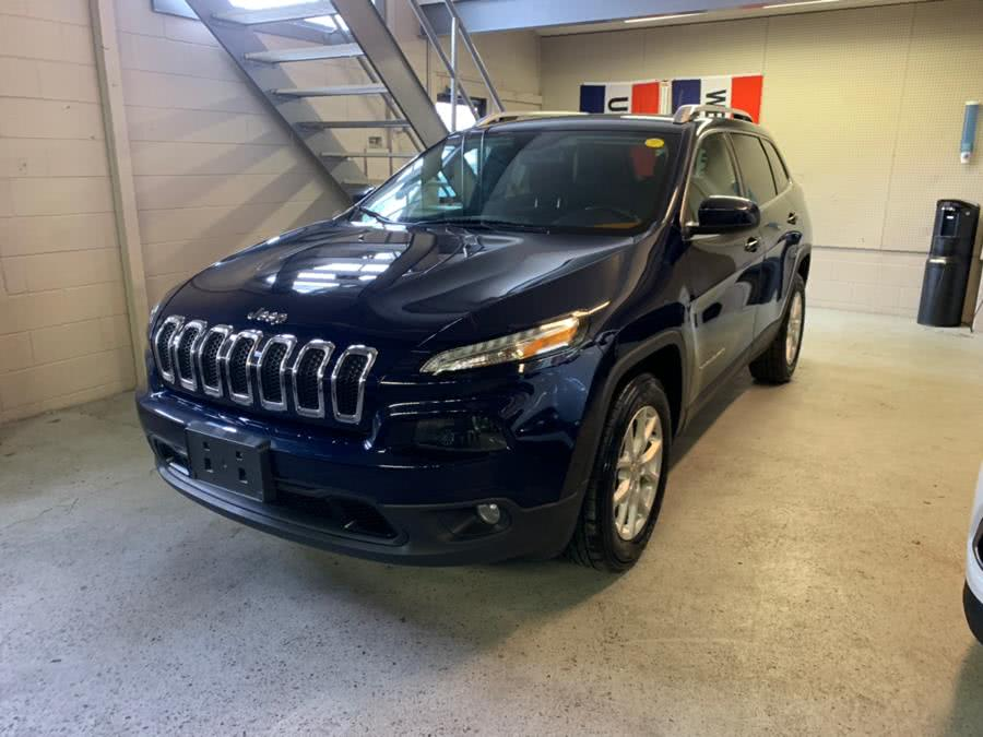 Used Jeep Cherokee 4WD 4dr Latitude 2016 | Safe Used Auto Sales LLC. New Milford , Connecticut