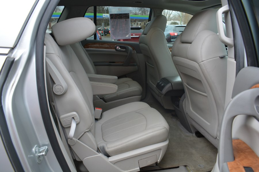 2012 Buick Enclave FWD 4dr Leather, available for sale in ENFIELD, Connecticut | Longmeadow Motor Cars. ENFIELD, Connecticut