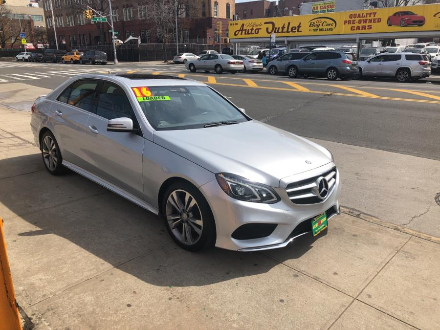 2016 Mercedes-Benz E-Class 4dr Sdn E 350 Sport 4MATIC, available for sale in Jamaica, New York | Sylhet Motors Inc.. Jamaica, New York