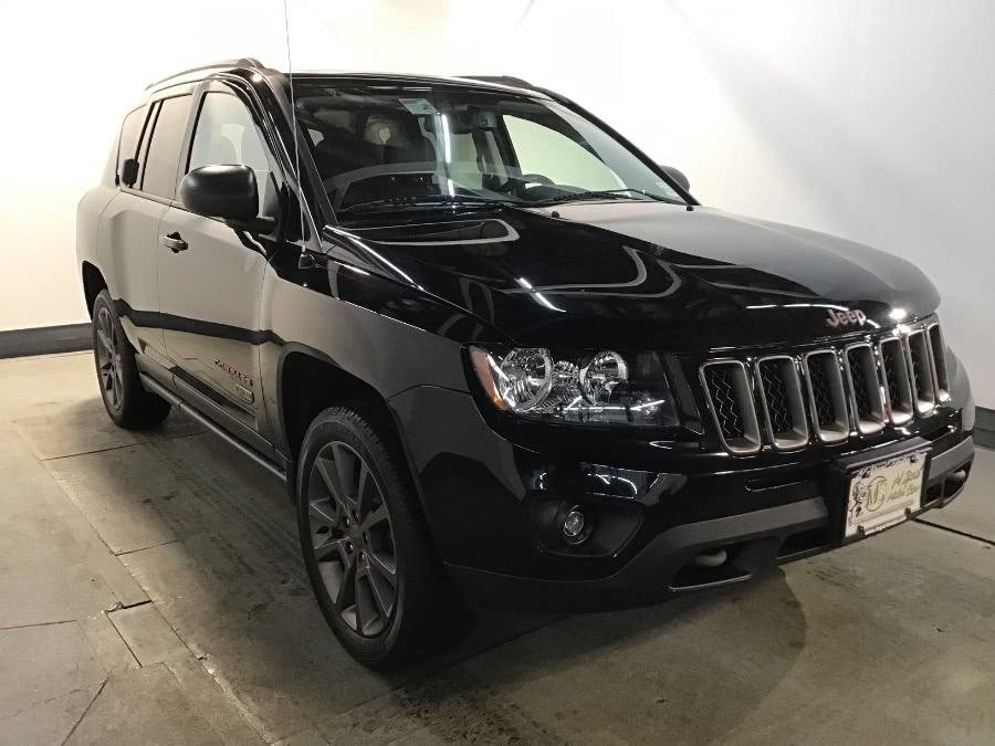 2016 Jeep Compass 4WD 4dr Sport, available for sale in Hillside, New Jersey | M Sport Motor Car. Hillside, New Jersey