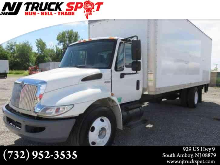 Used 2009 INTERNATIONAL 4300 in South Amboy, New Jersey | NJ Truck Spot. South Amboy, New Jersey