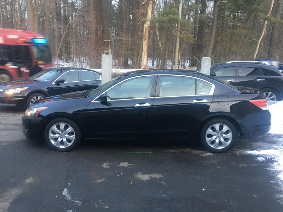 2008 Honda Accord Sdn 4dr V6 Auto EX-L, available for sale in Springfield, Massachusetts | Bay Auto Sales Corp. Springfield, Massachusetts