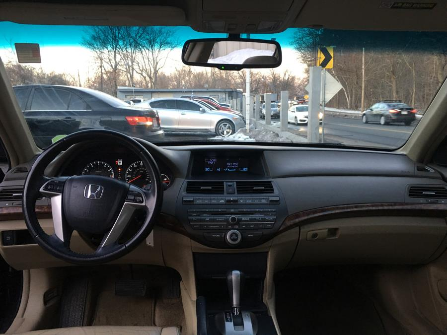 2009 Honda Accord Sdn 4dr V6 Auto EX-L, available for sale in Springfield, Massachusetts | Bay Auto Sales Corp. Springfield, Massachusetts