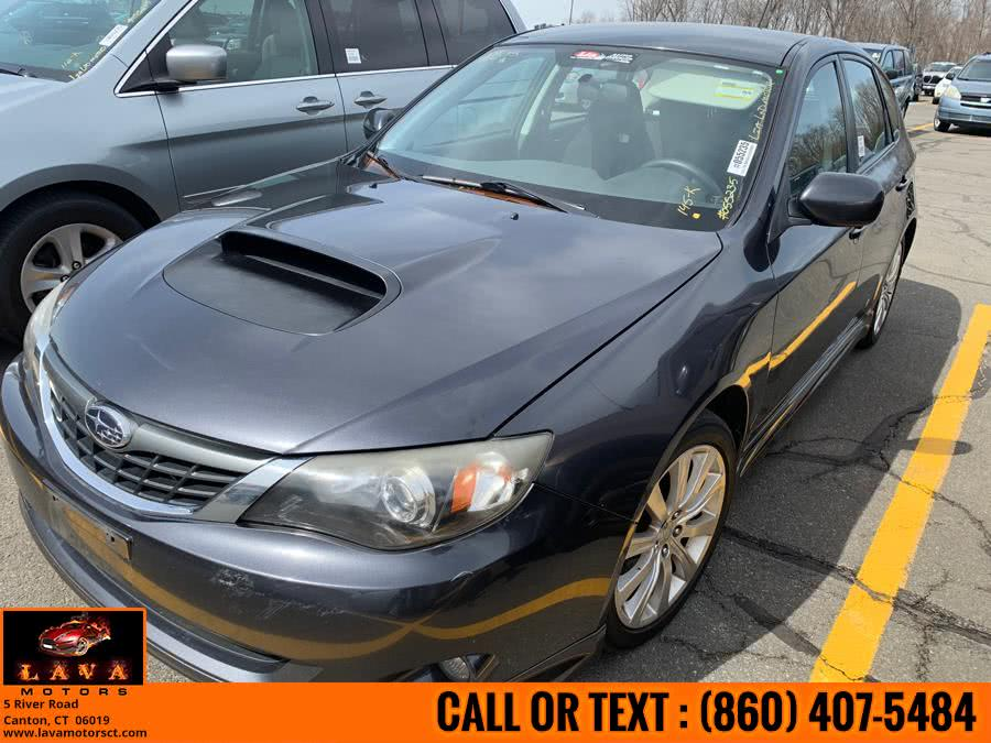 Used 2008 Subaru Impreza Wagon (Natl) in Canton, Connecticut | Lava Motors. Canton, Connecticut