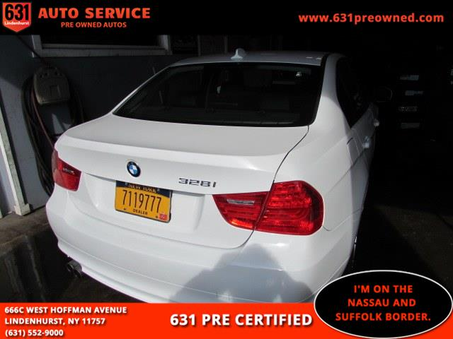 2011 BMW 3 Series 4dr Sdn 328i xDrive AWD SULEV, available for sale in Lindenhurst, New York | 631 Auto Service. Lindenhurst, New York