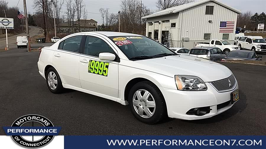 Used 2012 Mitsubishi Galant in Wilton, Connecticut | Performance Motor Cars. Wilton, Connecticut