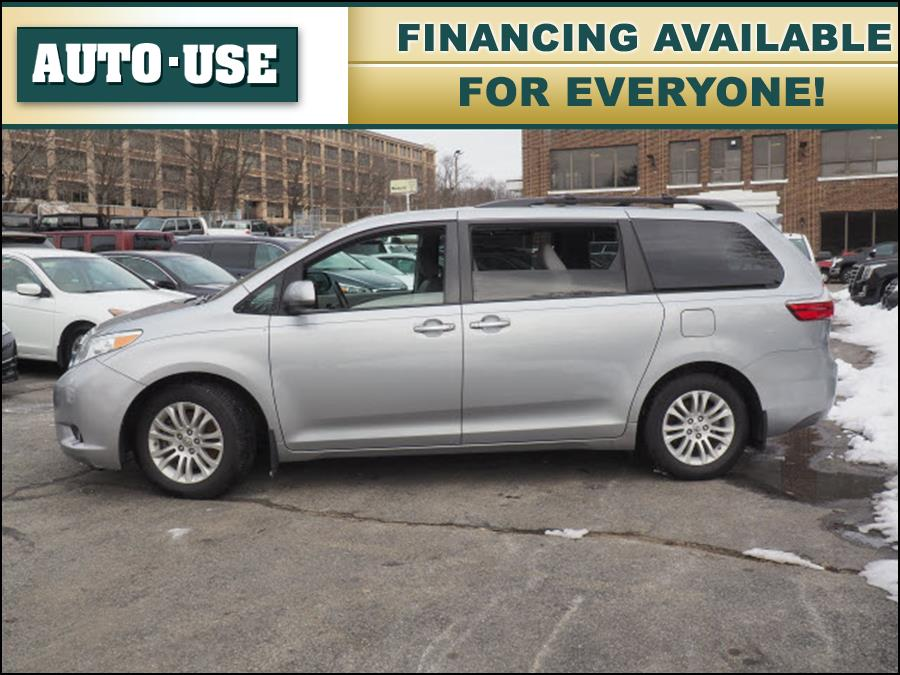 2015 Toyota Sienna XLE 8-Passenger, available for sale in Andover, Massachusetts | Autouse. Andover, Massachusetts