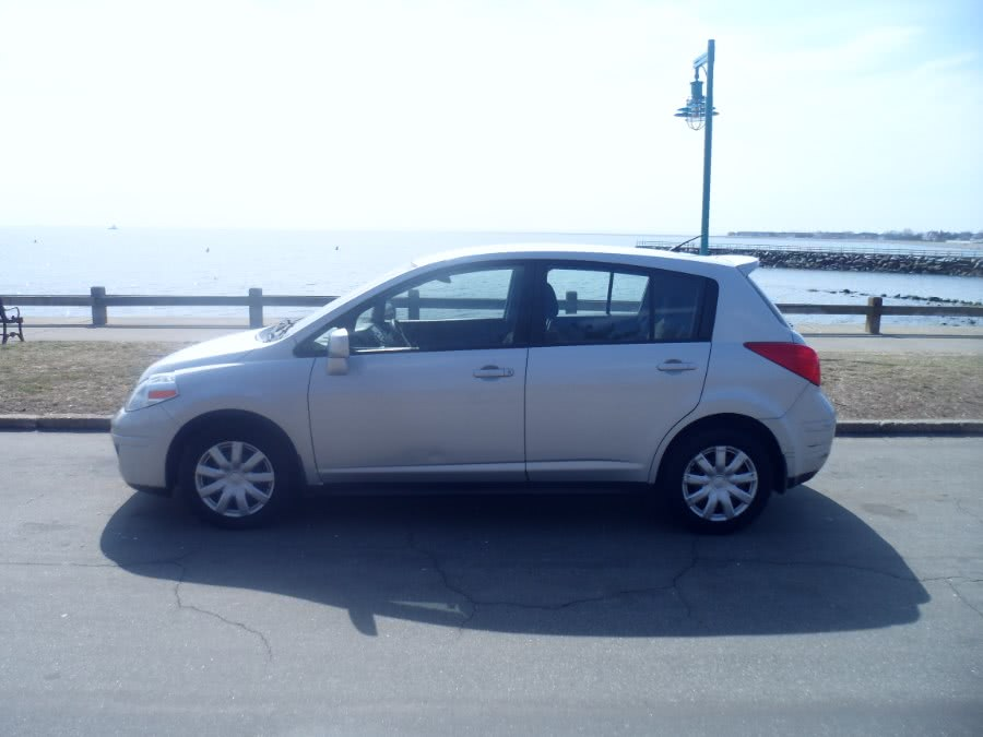2010 Nissan Versa 5dr HB I4 Auto 1.8 S, available for sale in Bridgeport, Connecticut | Hurd Auto Sales. Bridgeport, Connecticut