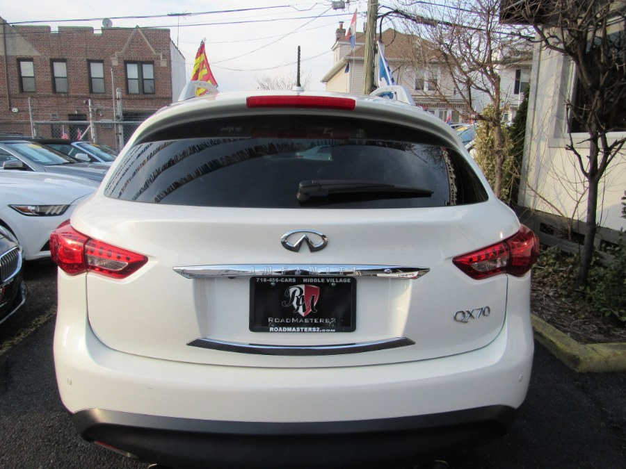 2017 INFINITI QX70 AWD Premium Naxi, available for sale in Middle Village, New York | Road Masters II INC. Middle Village, New York
