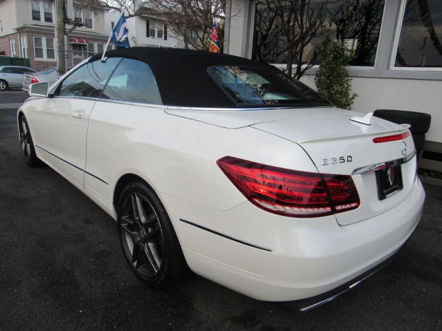 2014 Mercedes-Benz E-Class 2dr Cabriolet E 350 AMG SPORT, available for sale in Middle Village, New York | Road Masters II INC. Middle Village, New York
