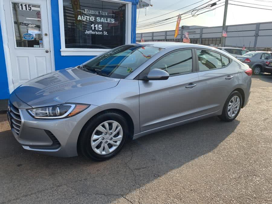 Used 2017 Hyundai Elantra in Stamford, Connecticut | Harbor View Auto Sales LLC. Stamford, Connecticut
