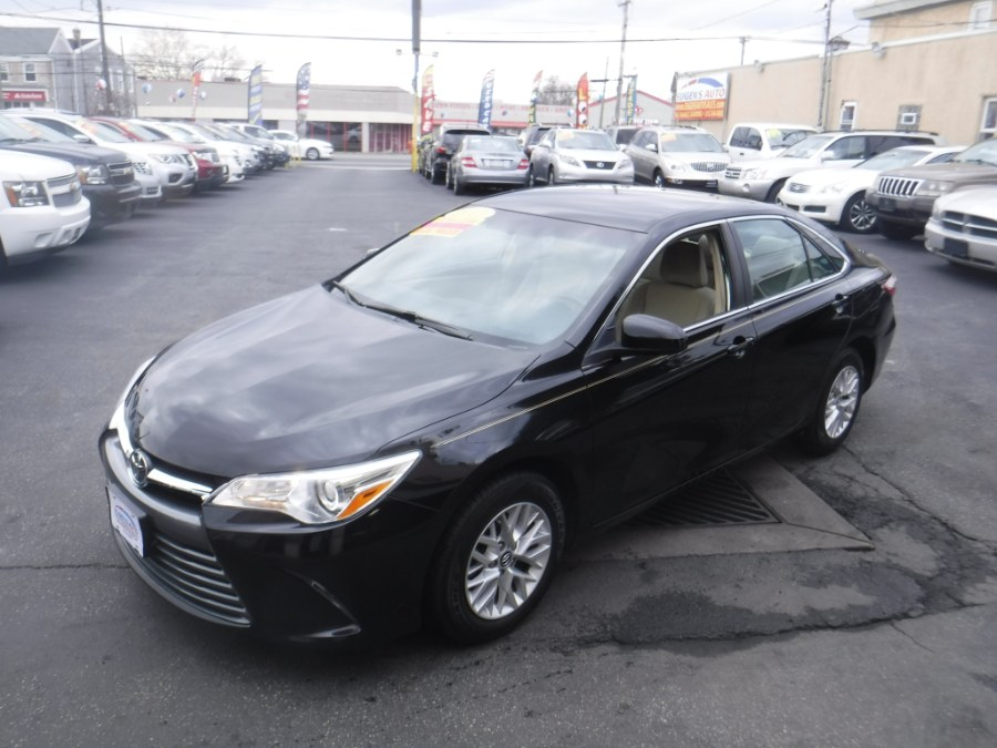 2017 Toyota Camry LE Auto (Natl), available for sale in Philadelphia, Pennsylvania | Eugen's Auto Sales & Repairs. Philadelphia, Pennsylvania