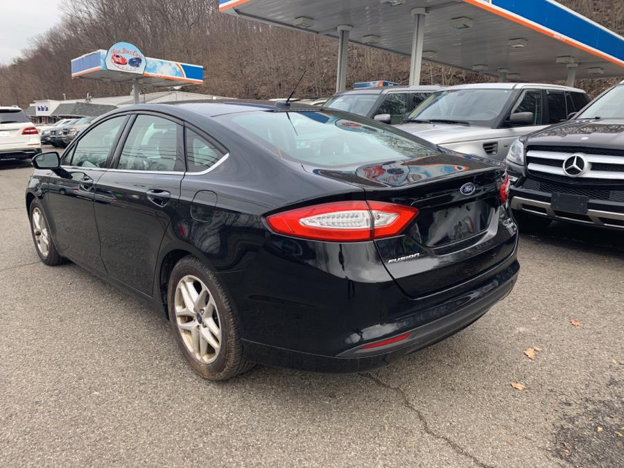 2016 Ford Fusion 4dr Sdn SE FWD, available for sale in Meriden, Connecticut | Five Star Cars LLC. Meriden, Connecticut