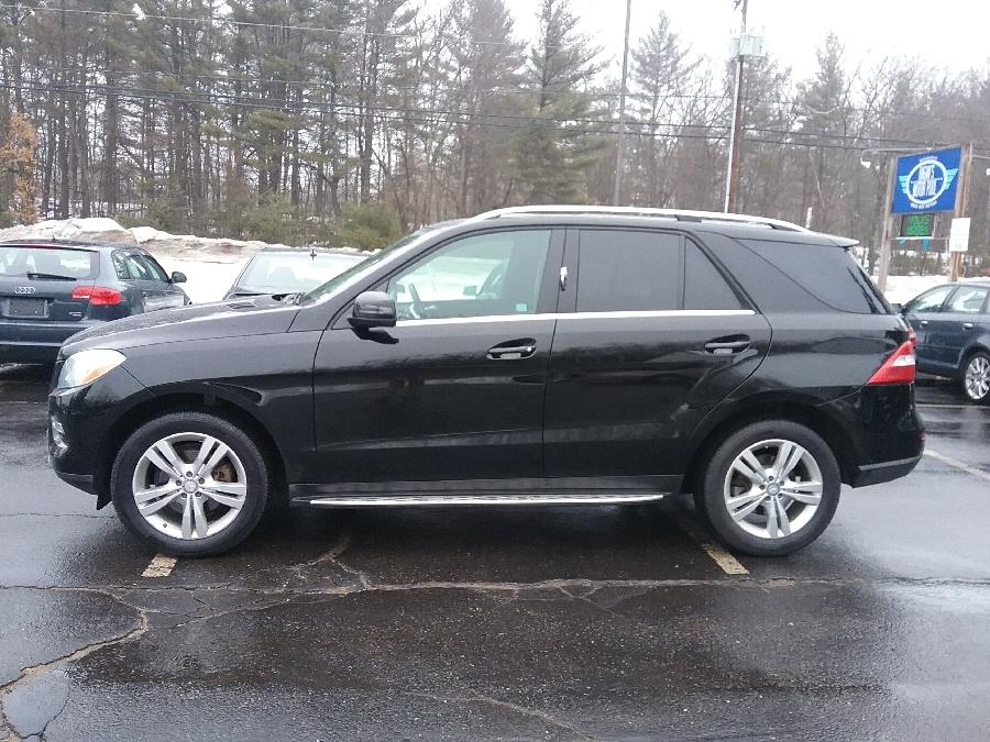 2014 Mercedes-Benz M-Class 4MATIC 4dr ML350, available for sale in Rochester, New Hampshire | Hagan's Motor Pool. Rochester, New Hampshire