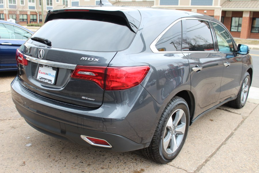 2016 Acura MDX SH-AWD 4dr w/AcuraWatch Plus, available for sale in Manchester, Connecticut | Carsonmain LLC. Manchester, Connecticut