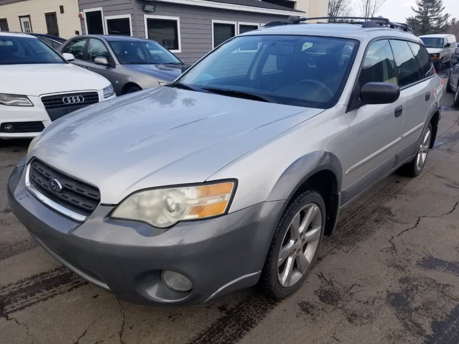 Used 2006 Subaru Legacy Wagon in Auburn, New Hampshire | ODA Auto Precision LLC. Auburn, New Hampshire