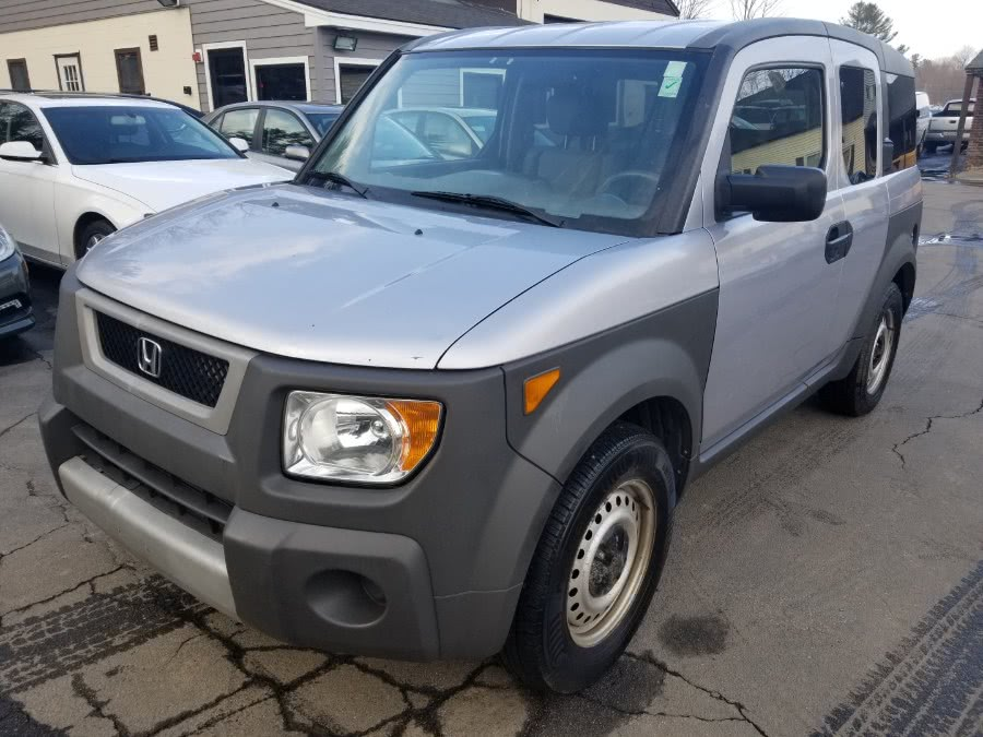 Used Honda Element 4WD LX Manual 2004 | ODA Auto Precision LLC. Auburn, New Hampshire