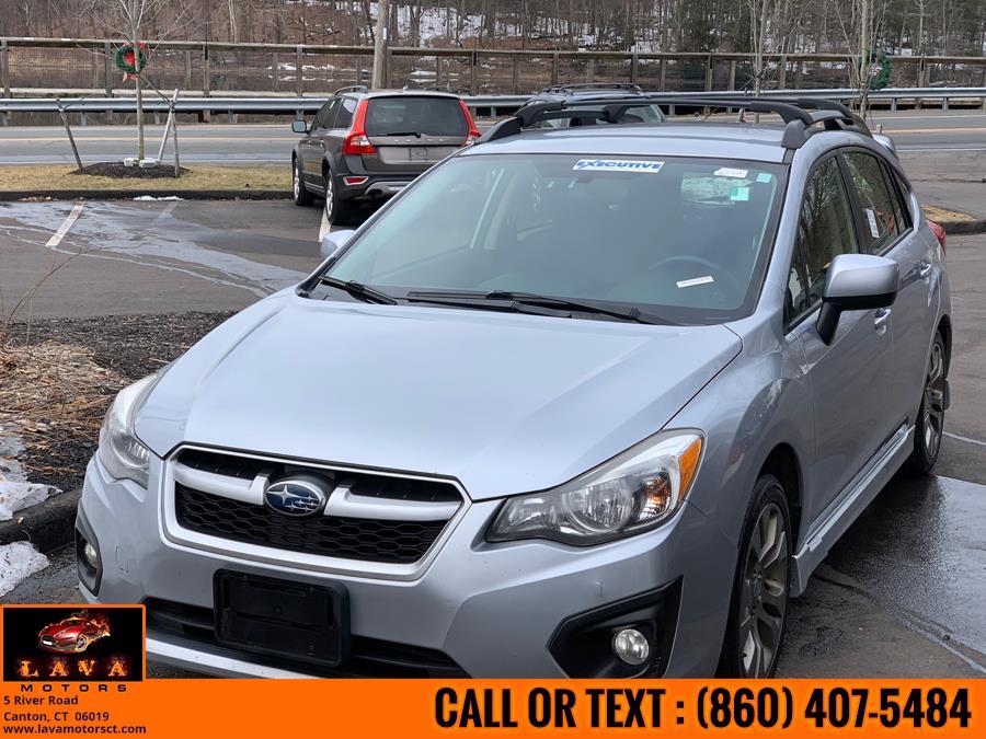 Used 2013 Subaru Impreza Wagon in Canton, Connecticut   Lava Motors. Canton, Connecticut