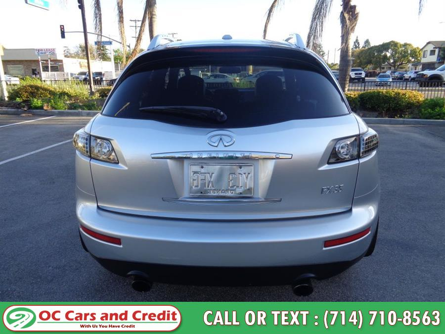 Used Infiniti Fx35 PREMIUM 2008 | OC Cars and Credit. Garden Grove, California