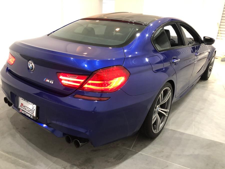2014 BMW M6 4dr Gran Cpe, available for sale in Woodside, New York | 52Motors Corp. Woodside, New York
