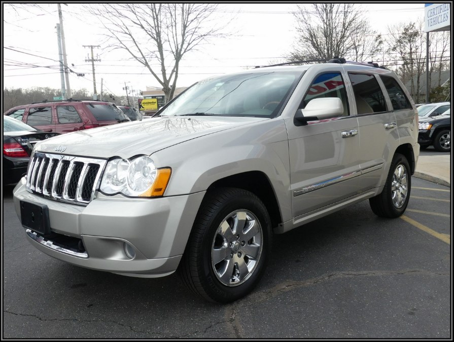 Used Jeep Grand Cherokee 4WD 4dr Overland 2008 | My Auto Inc.. Huntington Station, New York