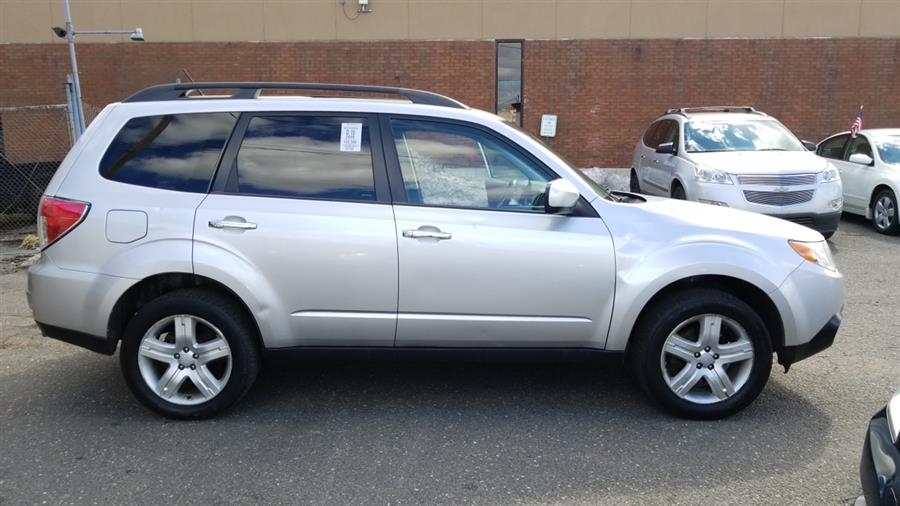 2009 Subaru Forester (Natl) 4dr Auto X w/Prem/All-Weather, available for sale in Manchester, Connecticut | Best Auto Sales LLC. Manchester, Connecticut