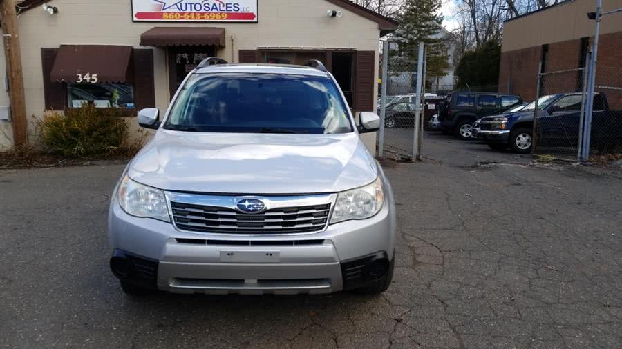 Used 2009 Subaru Forester (Natl) in Manchester, Connecticut | Best Auto Sales LLC. Manchester, Connecticut