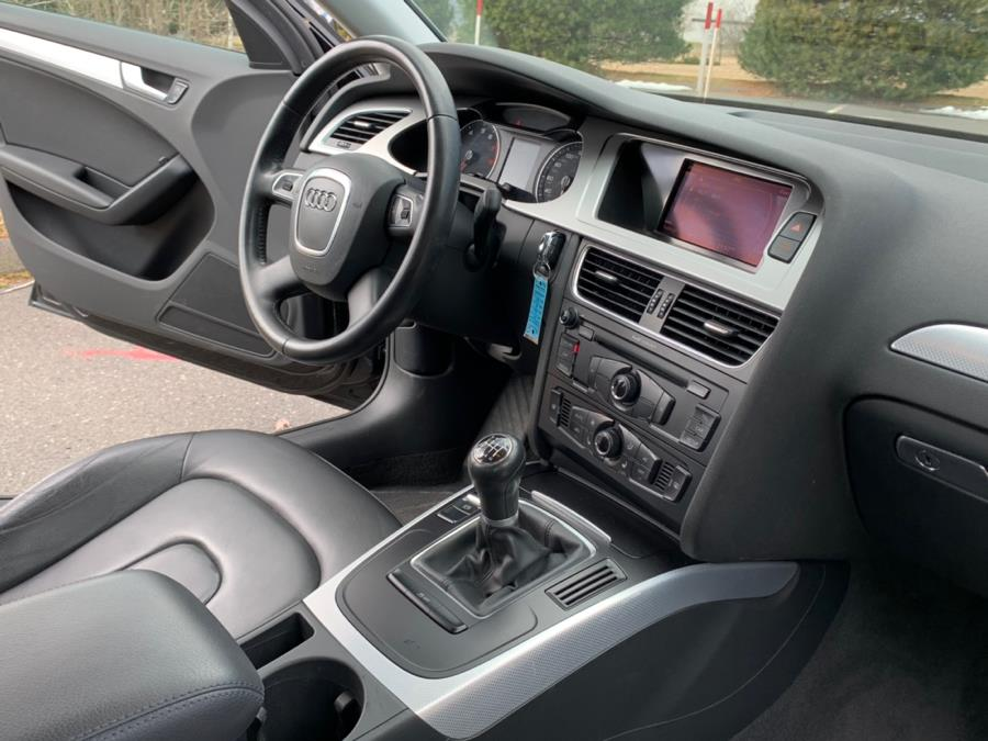 2011 Audi A4 4dr Sdn Man quattro 2.0T Premium, available for sale in Bristol , Connecticut | Riverside Auto Center LLC. Bristol , Connecticut