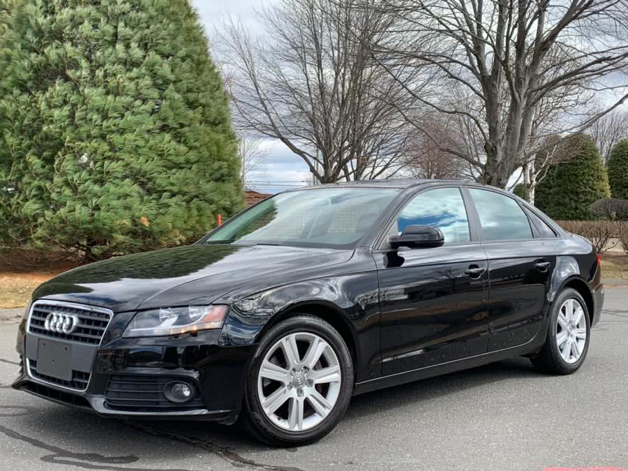 Used 2011 Audi A4 in Bristol , Connecticut | Riverside Auto Center LLC. Bristol , Connecticut