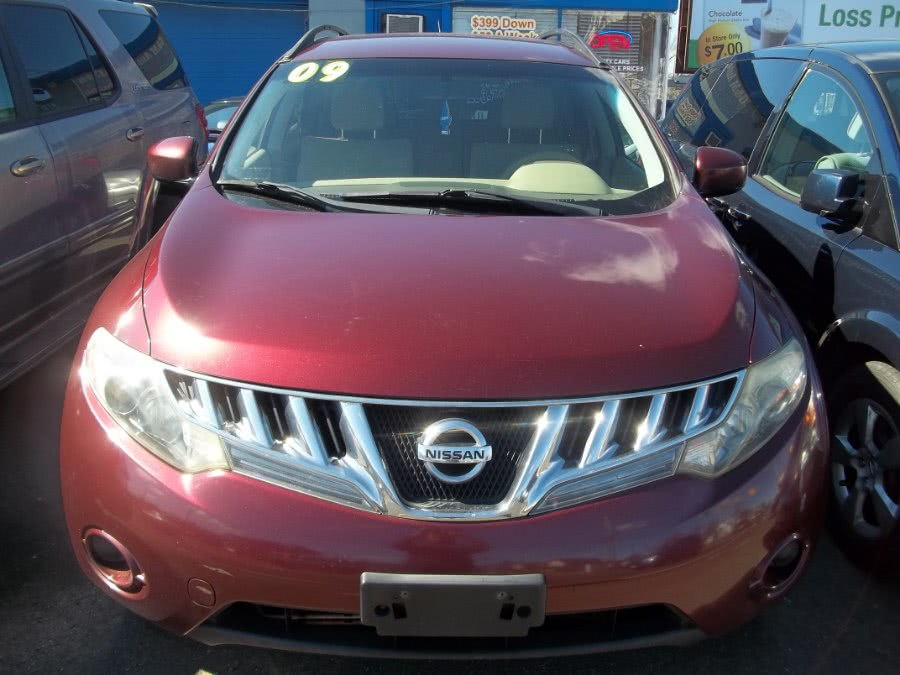 Used 2009 Nissan Murano in Wallingford, Connecticut | G&M Auto Sales. Wallingford, Connecticut