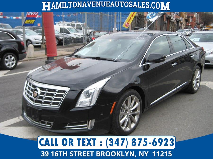 2014 Cadillac XTS 4dr Sdn Luxury FWD, available for sale in Brooklyn, New York | Hamilton Avenue Auto Sales DBA Nyautoauction.com. Brooklyn, New York