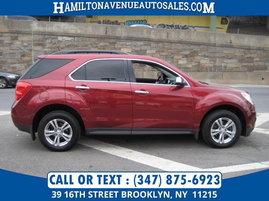 2010 Chevrolet Equinox AWD 4dr LT w/1LT, available for sale in Brooklyn, New York | Hamilton Avenue Auto Sales DBA Nyautoauction.com. Brooklyn, New York