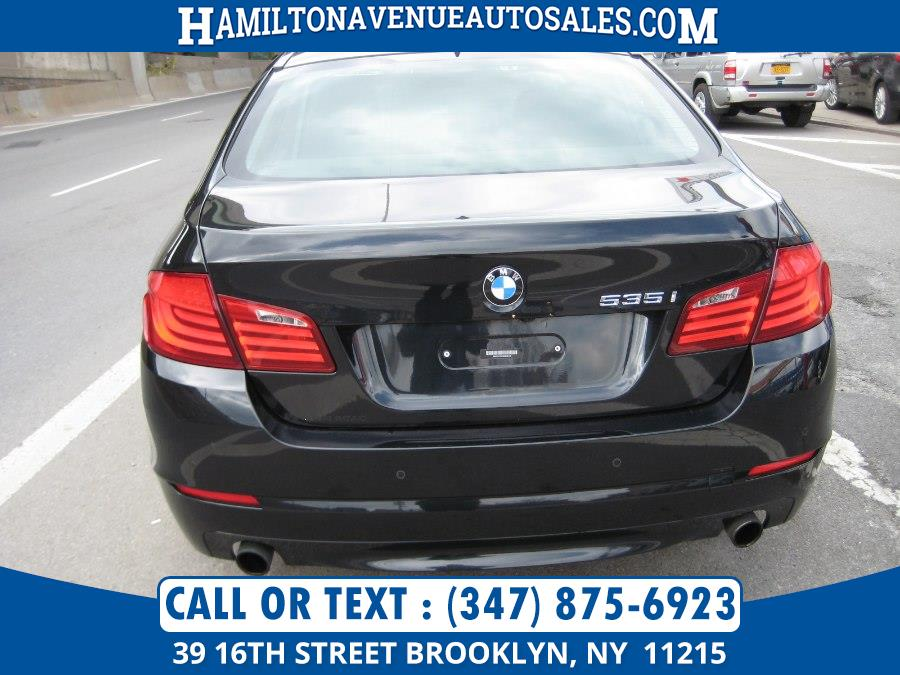 2011 BMW 5 Series 4dr Sdn 535i xDrive AWD, available for sale in Brooklyn, New York | Hamilton Avenue Auto Sales DBA Nyautoauction.com. Brooklyn, New York
