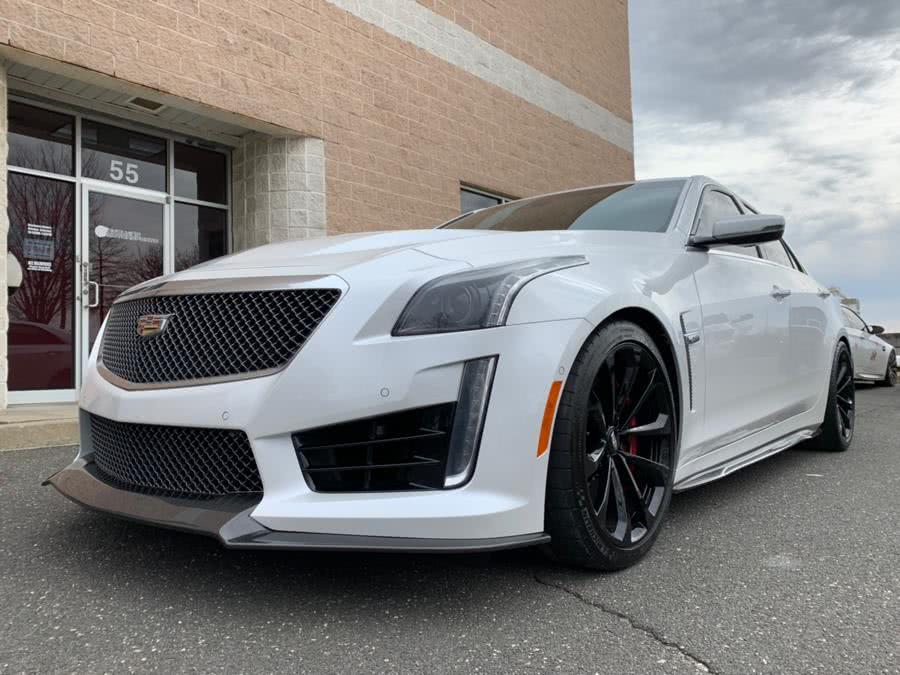 Used 2016 Cadillac CTS-V in Bayshore, New York | Evolving Motorsports. Bayshore, New York