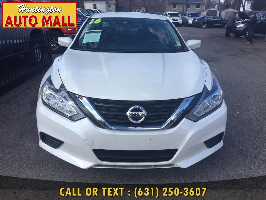 2016 Nissan Altima 4dr Sdn I4 2.5 S, available for sale in Huntington Station, New York | Huntington Auto Mall. Huntington Station, New York