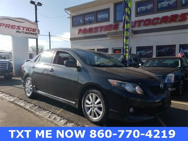 Used 2010 Toyota Corolla in New Britain, Connecticut | Prestige Auto Cars LLC. New Britain, Connecticut