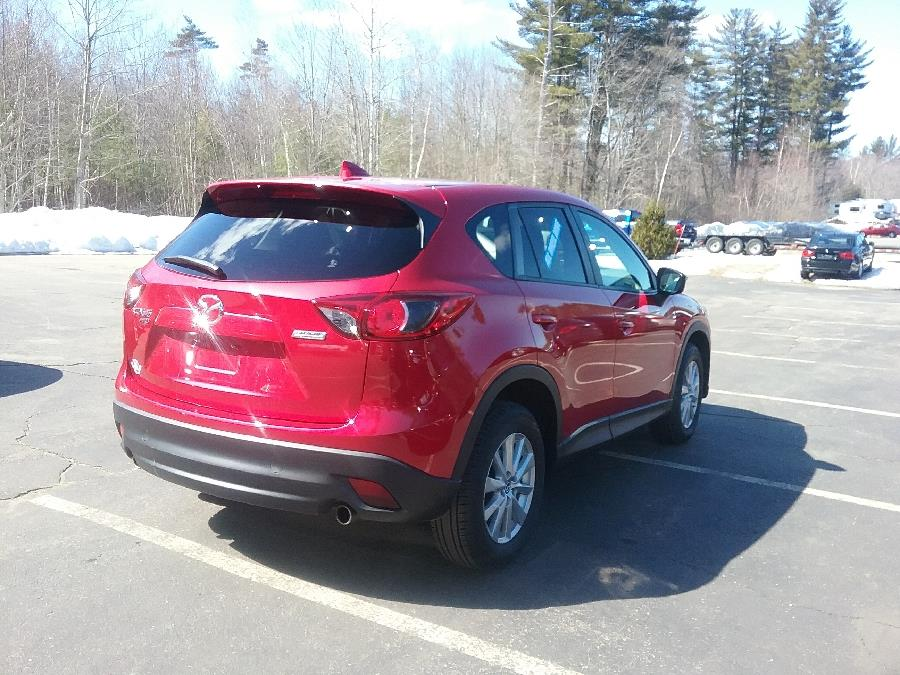 2016 Mazda CX-5 2016.5 AWD 4dr Auto Touring, available for sale in Rochester, New Hampshire | Hagan's Motor Pool. Rochester, New Hampshire