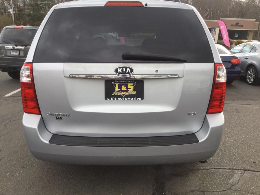 2008 Kia Sedona 4dr LWB LX, available for sale in Plantsville, Connecticut | L&S Automotive LLC. Plantsville, Connecticut