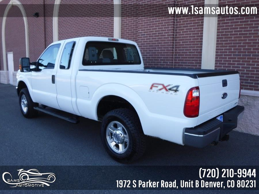 "Used Ford Super Duty F-250 SRW 4WD SuperCab 142"" XL 2013 